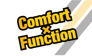 Comfort X Function