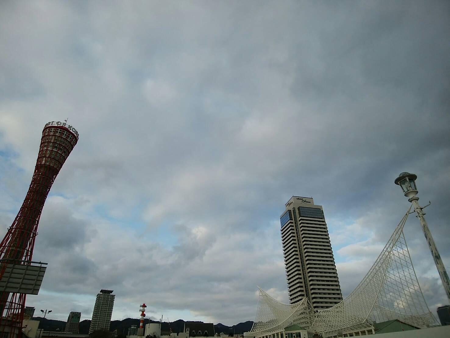 阪神淡路大震災から22年GLADデモカーは神戸に到着