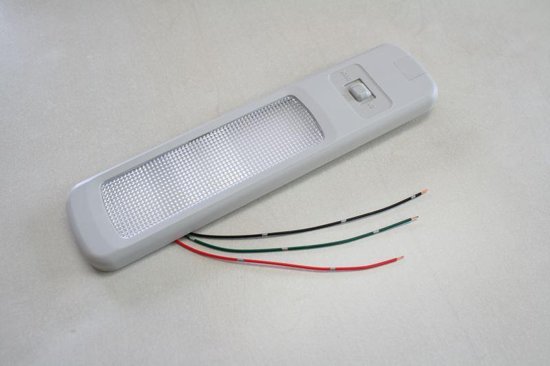 ハイエース LED室内照明 ドア連動スイッチ付LEDルームランプ