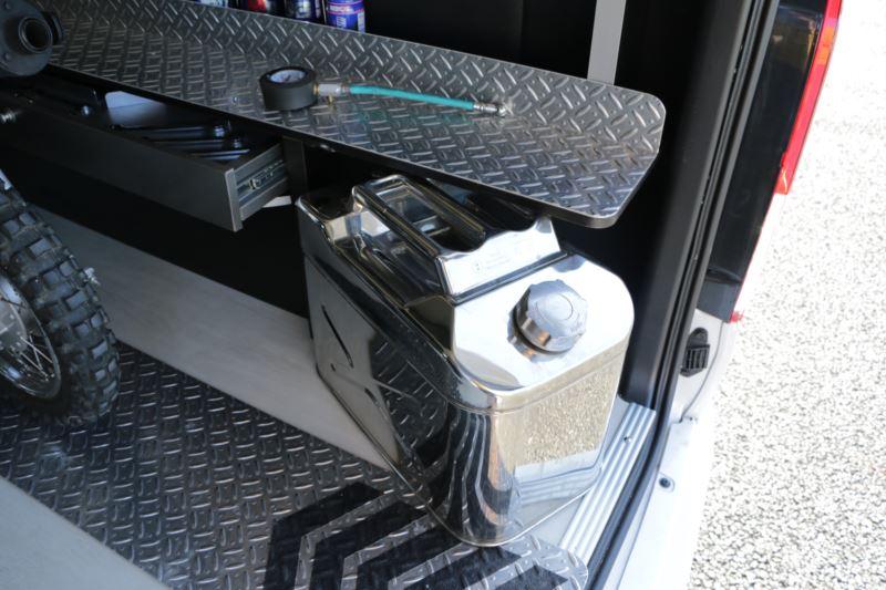 携行缶バイクトランポモトボックス
