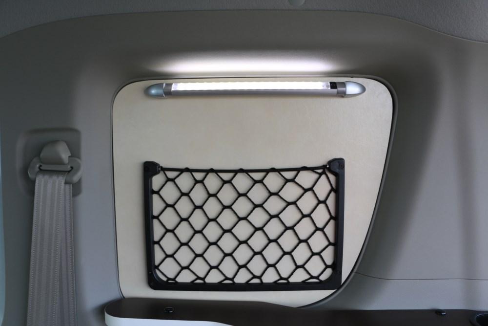 エブリィ窓埋めパネルガラス保護ライン収納