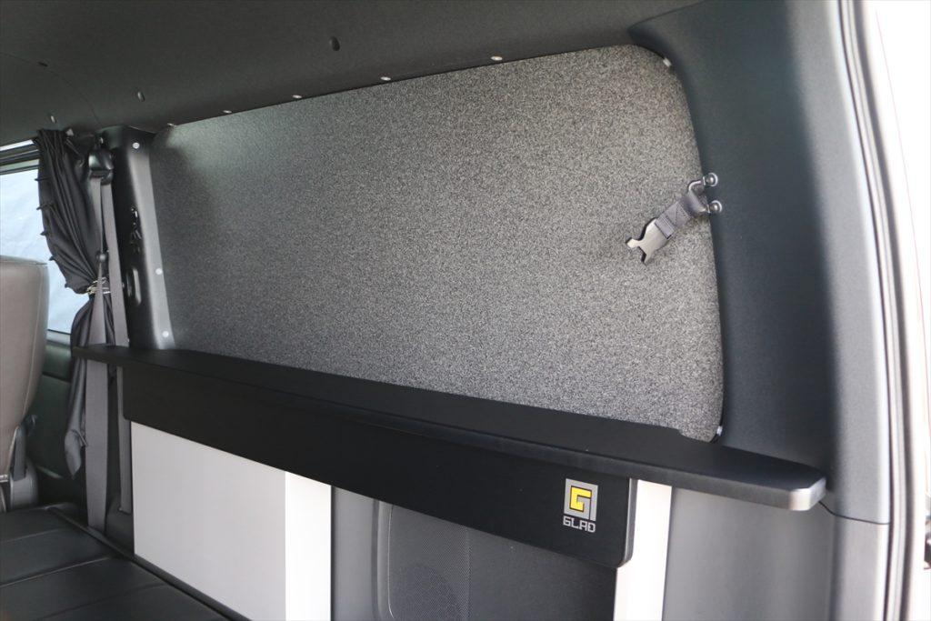 イージーウィンドパネルハイエース窓埋めパネル