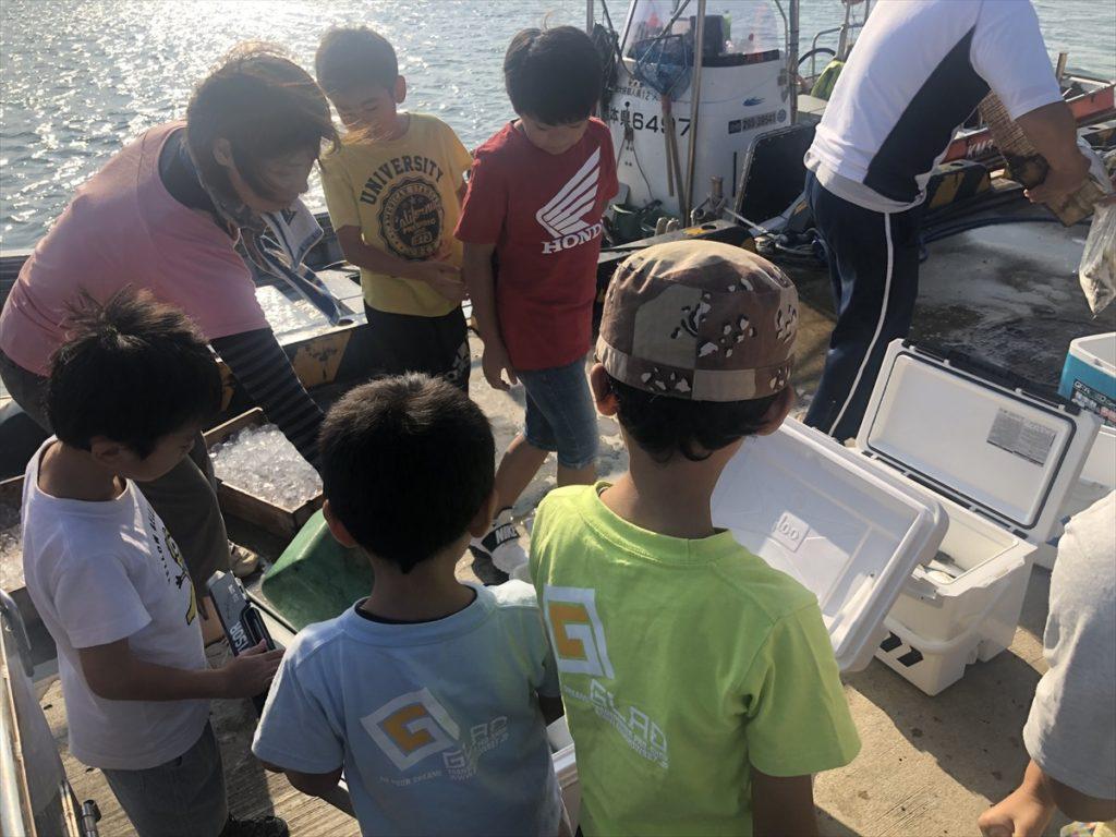釣り海バーベキューフィッシングトランポ地引網