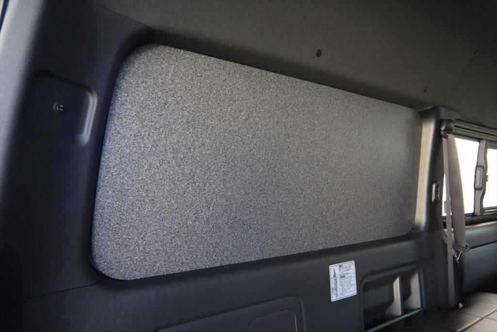 ハイエース窓埋めパネルイージーウィンドパネル