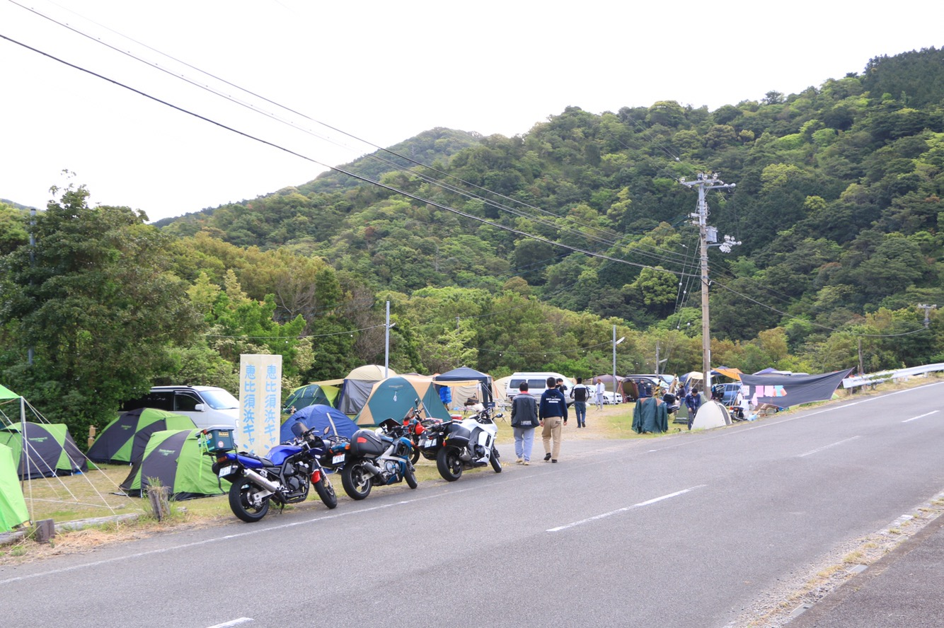 オグショー827,四国,車中泊の旅,徳島,キャンプ場