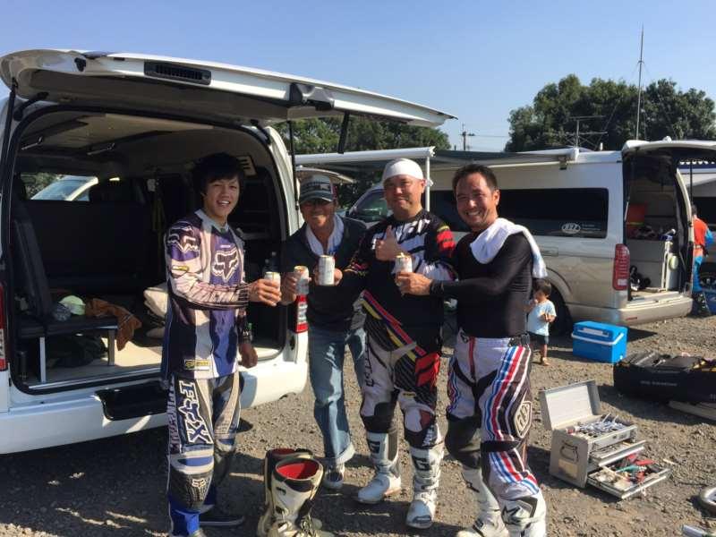 エンジョイエンデューロ in HSR九州 チームオグショー827 参加してきました