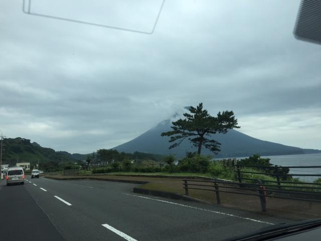 ハイエース トランポで鹿児島へ車中泊キャンプの旅!